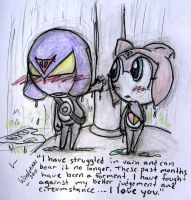 Confession in the rain. by Windymon