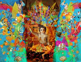 KRISHNA by archanN