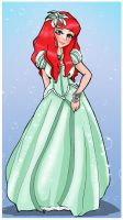 Ariel by Bluesky55j