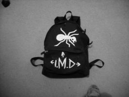 The Prodigy bag by Jwpepr