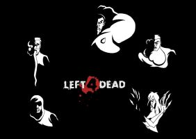 Left 4 Dead Special Infected by March90