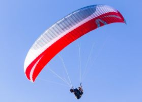 Steering Parachute Sky Diving by sandor99