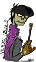 Murdoc Niccals - Revised by DecemberTwilight