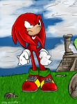 AND Knuckles by Whyneedacoolname