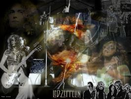 Led Zeppelin by vaxination