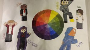 Team Crafted Colour Wheel by rebma97