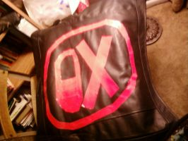 homemade my chemical romance party poison jacket by brittanyxm0