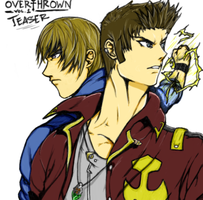 Overthrown - Vol. 1 Teaser (C) by Asayamoto