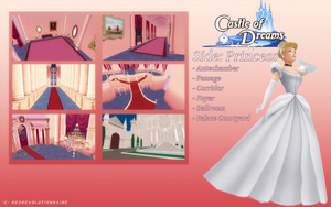Castle of Dreams, Side: Princess  [DOWNLOAD] by redRevolutionnaire