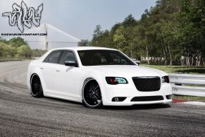 2012 Chrysler 300 SRT by Razwud