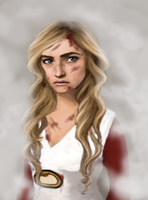 Claire Bennet by greendesire