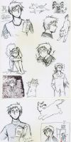 mostly aph scribblings by jawazcript