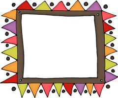 Doodle Frame by HGGraphicDesigns