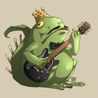 Blues King by Flappy-anass