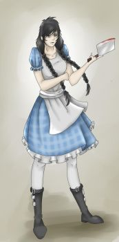 Dorothy - Request - by Beyond-Birthday-666