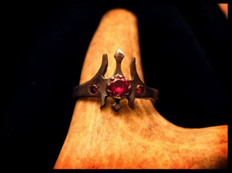 Elemental Ring of Fire by LaughingScarab