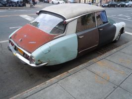1961 Citroen DS VI by Brooklyn47