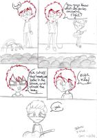 Gerard and the Unicorn Talk by CamiGDrocker