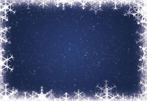 Snowflake Background 2 by PVS by pixievamp-stock