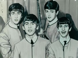 The Beatles by coachp42