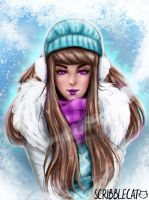 Snow Day Syndra by infinitydevin