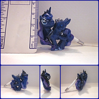 Princess Luna charm version 2 by minnichi