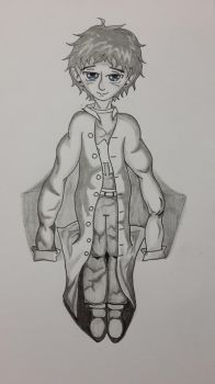 Kid Flint by Thais123and