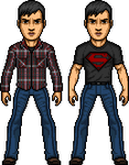 Superboy (Smalville) by MicroManED