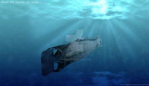 The Nautilus, from the depths she came by gmd3d