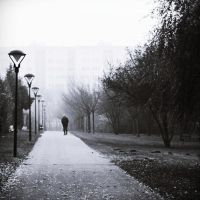 keep the streets empty by PsycheAnamnesis