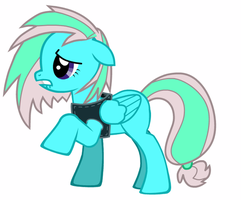 Minty Mary Gold by waterflamewerewolf