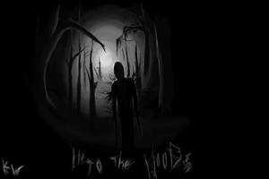 Into The Woods by StayPuftShrimp