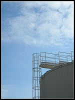 Silos by bwanot