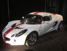 Lotus Elise by jadudehead