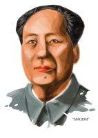 mao zedong by gilbert86II