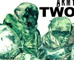 ARMY OF TWO 2 by THE-SEXY-BEAST