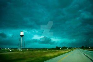 Iowa Storm by BenjaminXon