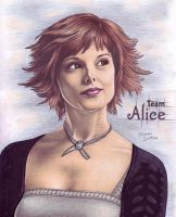 Alice Cullen by crystalunicorn83