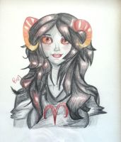 Aradia by Invader-Zeen