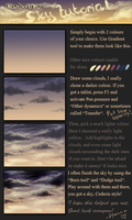 Cederin's Sky Tutorial by Cederin