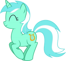 Lyra Jumping by Baka-Neku