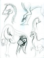 Goba Sketches by Trounced