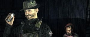 Captain Price by yahtzeefan