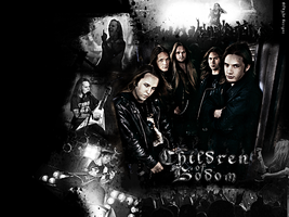 Children Of Bodom Wallpaper by blitzerdesigns