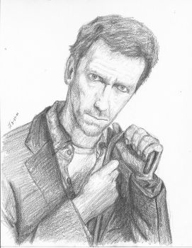 Dr. House by HJSnapePM