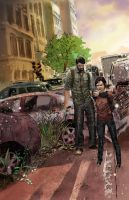 The Last of Us by ExecutiveOrder9066