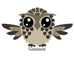Little Owl Avatar by Gammea