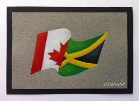 Canada Jamaica connection by EhrenThibs