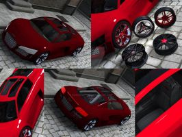 RS8 (Promo) by RissingFlower
