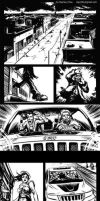 Dark Horse Comics Ghost Submission 8 pgs by ryuzo